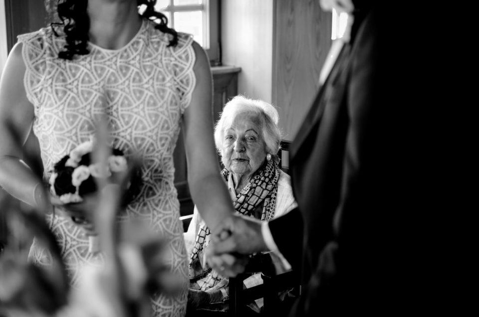 Hochzeit im Hochzeitsturm, Mathildenhöhe Darmstadt
