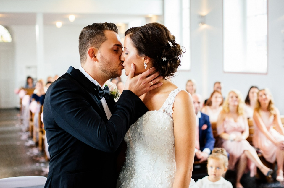 Hochzeit im Schloss Romrod