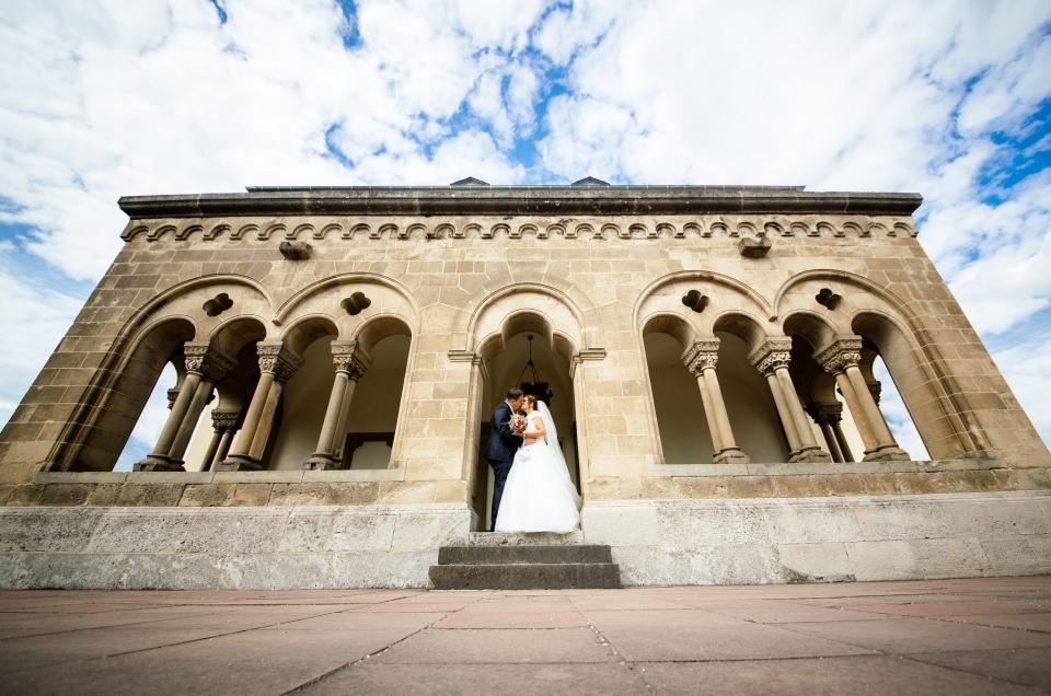 Hochzeit im Schloss Fasanerie in Eichenzell